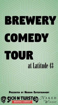 Brewery Comedy Tour
