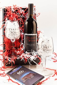 Wild Ride Wine Gift Set