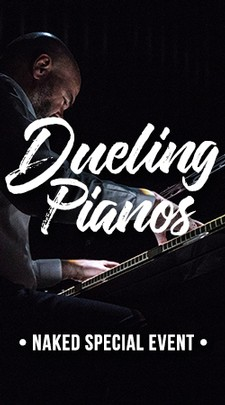 Dueling Piano Dinner 2018